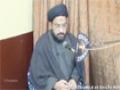 Falsafa-e-Mout - 25th Rabi-ul-Awwal 1436 A.H -  Moulana Taqi Agha - Urdu