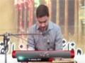 [Seminar : Yume Mustafa (S.A.W)] Naat : Br. Sadiq - Masjid o Imam bargah Alay Aaba - Urdu