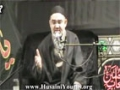 [Clip] I wish I was in Karbala - A Planning for Future, Not a Wish for Past - H.I Murtaza Zaidi - Urdu