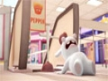 Animated Cartoon - Rabbids - Radio Mystery - All Languages