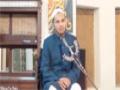 Hayaat-e-Tayyaba - 17th Rabi-us-Sani 1436 A.H - Moulana Agha Munawar Ali - Urdu