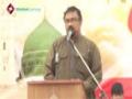 [Seminar : Yume Mustafa (S.A.W)] Naat : Br. Shuja Rizvi - Karachi University - English