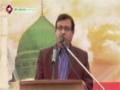[Seminar : Yume Mustafa (S.A.W)] Speech : Pro. Ansar Rizvi - Karachi University - Urdu