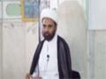 Falsafa-e-Ibadat - 25 Safar 1436 - Moulana Akhtar Abaas Jaun - Urdu