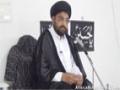 [Majlis 2] Philosophy of Battle of Karbala - 25th October 2014 - Moulana Syed Taqi Raza Abedi - Urdu