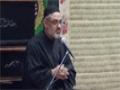 [05] Ashra-e-Zainabiya - Maulana Syed Ali Murtaza Zaidi - Muharram 1436 - Saba Islamic Center, California - Urdu