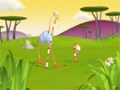 [04] Animated Cartoon : Gazoon - Ostrich Goes Underground - All Languages
