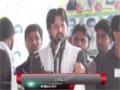 [Chelum Shuhada-e-Shikaarpour] Speech : Br. Tahawur Abbas - 06 March 2015 - Urdu
