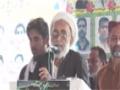 [Chelum Shuhada-e-Shikaarpour] Speech : H.I Syed Haider Ali Jawadi - 06 March 2015 - Sindhi