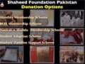 Introduction to Shaheed Foundation Pakistan - Part 1 - Urdu And English
