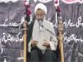 [01] Ayyame Fatimiyya 2015 - H.I Shahid Kashfi - Fitrat Aur Tarbiyat - Bhojani Hall, Karachi - Urdu