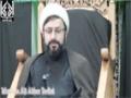 [04] Ayyame Fatimiyya 2015 - H.I Ali Akbar Badiei - IEC Houston TX - English