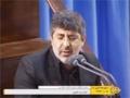 سومین شب عزاداری فاطمیه ۱۴۳۶- مداحی آقای محمدرضا طاهری Farsi