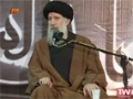 زلال سخن : فلسفه ماه محرم الحرام و وظایف ما - Farsi