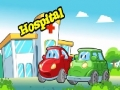 Kids Cartoon - Mr.Wheeler&Friends - Hospital - All Languages