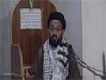 [Majlis] Tarbiyat e aulad or waldain ke huqooq - H.I Sadiq Taqvi - 27-03-2015 - Urdu