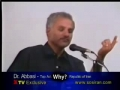 Hasan Abbasi on Western exploitation of Islamic world - Persian Sub English