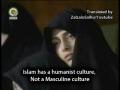 Women in Islam Jihad and Politics Pt 1 - Persian sub English