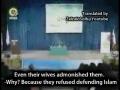 Women in Islam Jihad and Politics Pt 2 - Persian sub English