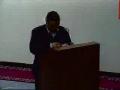 Wiladat of Imam Reza - Dr. Muhammad Soleimanpaneh - English