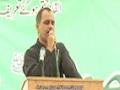 [Seminar : Yume Mustafa (S.A.W)] Naat : Br. Ali Deep - Urdu University - Urdu