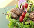 Yemeni Food Recipe - Grilled Kebab - English