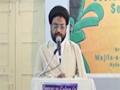 Seerat-e-Zahra (s) Conference 1436 A.H - Moulana Taqi Agha - Urdu
