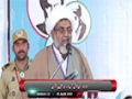 [MWM Convention 2015] شہید باقر الصدر : H.I Raja Nasir - 4, 5 April 2015 - Urdu