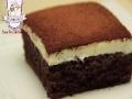 Cocoa Fudge Cake Recipe - Milk Soaked Wet Cake - Turkish Cooking - English