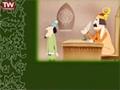 [20] روباه و شتر - قصه ما مثل شد - Farsi