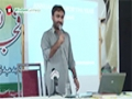 [طلوع فجر تعلیمی کنونشن] Br. Ather | ISO Education Activities - April 11-12, 2015 - Urdu