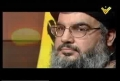 MUST WATCH! Clips of Sayyed Hassan Nasrallah on Martyrs Day 2008 - Arabic