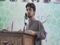 [Seminar : Hafta e Shuhada] Kalam : Br Murtaza - 01 May 2015 - Urdu