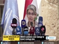 [13 May 2015] A 5-day halt to Saudi Arabia's air campaign against Yemen has come into force - English