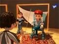 [10] انیمیشن - پله های سعادت - Farsi