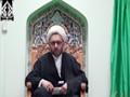 Shahadat of Hazrat Zainab A S - Maulana Shamshad Haider - 05 May 2015 - English