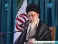 مراسم بیست و ششمین سالگرد رحلت امام خمینی - Farsi