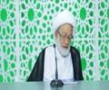 ( 1 ) الحديث القرآني لآية الله قاسم - 3 رمضان 1436 هـ - Arabic