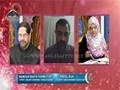 [06] Ramzan Mah e Tarbiyyat with Aslam Hashim & Farah Kazmi - Ramazan 1436/2015 - Urdu