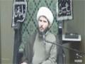 [13] Ahlulbayt (as), the Path of Salvation - 13 Ramzan 1436 - Sheikh Hamza Sodagar - English