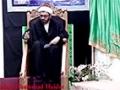 [01] Shahadat of Amirul Momineen Imam Ali ibn Abu Talib (AS) - Moulana Shamshad Haider - Urdu