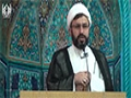 Friday Sermon 10 July 2015 - Moulana Ali Akbar Badiei - Iec Houston, Tx - English
