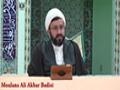 [05] Tafsir Surah Al-Noor - Moulana Ali Akbar Badiei - 22 Ramadan 1436 - English