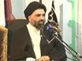 [short clips] conspiracy of wahabi\'s against shia by aga jawwad naqvi-urdu