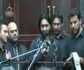 Ajal Hussain Ki Sorat Jeo Ali Ki Trah - Nadeem Sarwar - Urdu