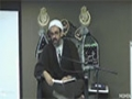 [Lecture 10] Maulana Mirza Mohammed Abbas - 26th Ramadan 1436 - English