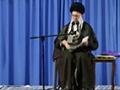 دیدار جمعی از دانشجویان با رهبر انقلاب - ۱۳۹۴/۰۴/۲۱ - Farsi