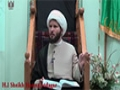 [04] Verse of the Holy Quran (Al-Muzzammil) - H.I Sheikh Hamza Sodagar - 28 Ramadan 1436 - English