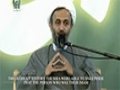 (Part 1) H.I. Ali Raza Panahian speech at Imam Raza (as) tomb may 2014 - Farsi sub English