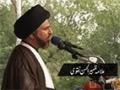 [بیداری ملت کانفرنس] Speech : Mulana Zaheer ul Hasan Naqvi - 09 Aug 2015 - Urdu